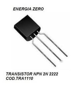 Transistor Npn 2n2222 Cod.tra1110 Frete Cr