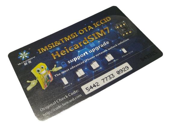 Heicard U Card Para iPhone X 8 7 Plus Fácil Instalação Si