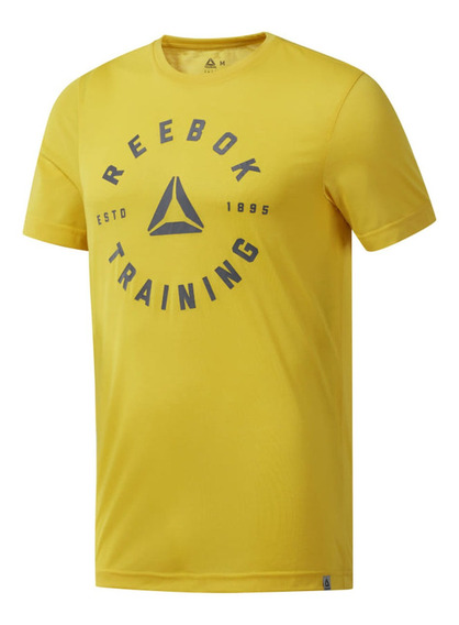 Remera Reebok Gs Training Speedwick