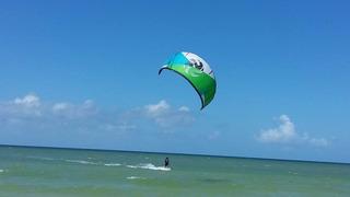 Kite Papalote Para Kitesurfing Marca Peter Lynn 11 Metros