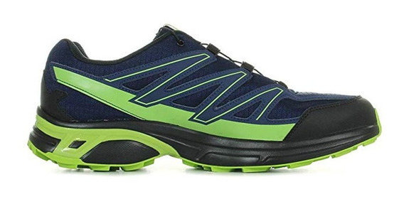 Zapatillas Salomon Wings Access 2 Azul - Corner Deportes