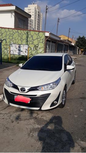 Toyota Yaris Sedan 1.5 16v Xl Multidrive