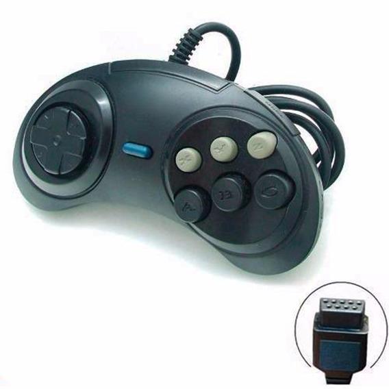 Controle Joystick Tec Toy Mega Drive Master System Sega