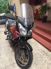 Suzuki Dl 1000 Vestron 1000 Cc