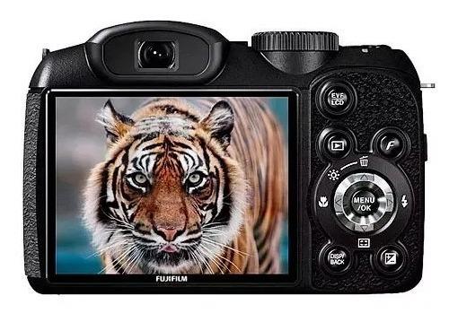 Camera Fujifilm S 2800 14 Mp Zoom 500mm - 100% Funcional