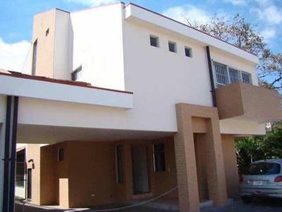 Alquiler Casa En Condominio Guachipelin Escazu