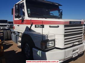 Scania H113 Chasis Largo Unicooo Solo Contado Emapart Rgg