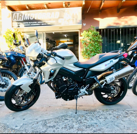 Bmw F800r Full Unico Dueño, No 800gs, No Gs1200, No Ducati