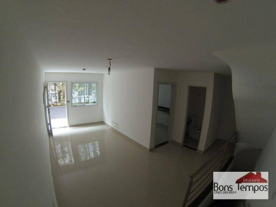 Sobrado Com 3 Dormitórios À Venda, 180 M² Por R$ 735.000 - Tatuapé - São Paulo/sp - So2706