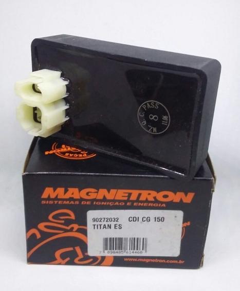 Cdi Ignição Honda Titan150 Es 2004 A 2008 Magnetron 90272032