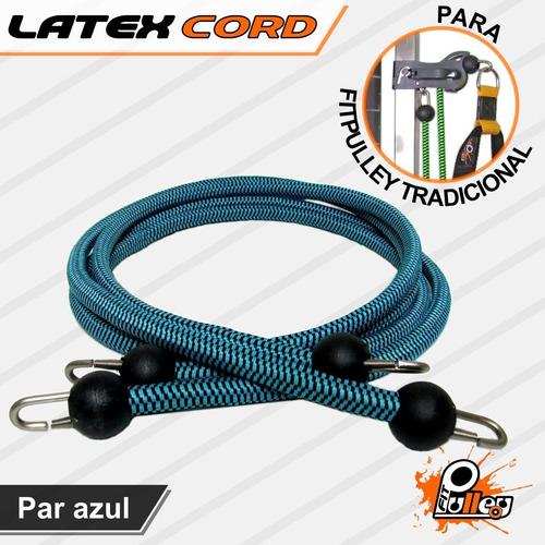 Latex Cord Azul P/ Fitpulley