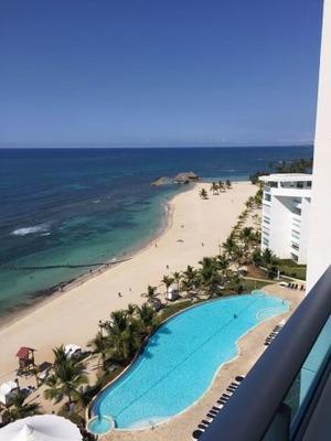 Apartamento En La Playa Juan Dolio 3h C/piscina Gym #18-1163