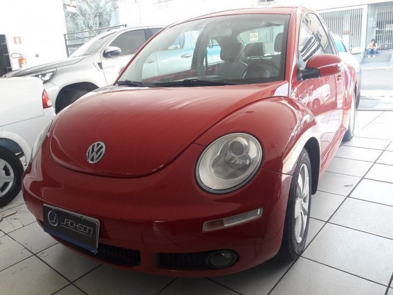 New Beetle 2.0 Mi 8v Gasolina 2p Tiptronic