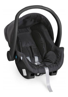 Bebê conforto Galzerano Cocoon Preto/Bege