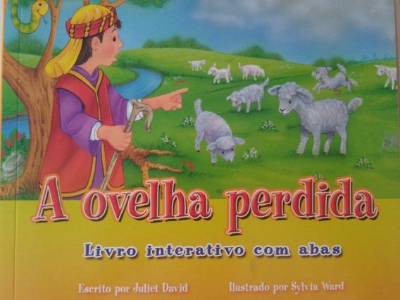 A Ovelha Perdida- Livro Interativo Com Abas