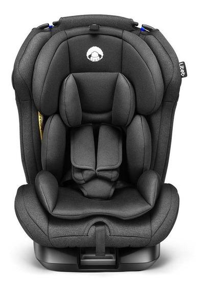 Cadeira Para Auto Litet Smart 360. Isofix Preta - Bb763