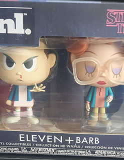 Funko Vynl Eleven + Barb