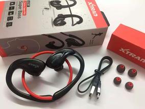 Fone De Ouvido Bluetooth Esporte Á Prova D