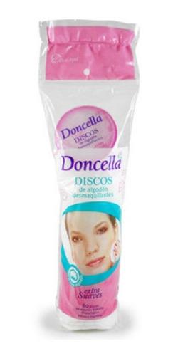 Imagen 1 de 2 de 2 Packs Discos De Algodon - Doncella Pack X 80 Unid
