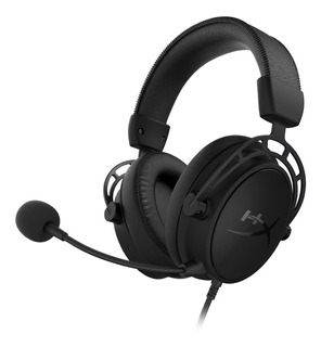 Auriculares Gaming 7.1 Hyperx Cloud Alpha S 3.5 Pc Ps4 Gamer