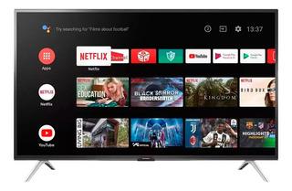 Smart Tv Led 40 Hitachi Full Hd Android Tv Chromecast Int
