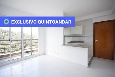 Apartamento No 8º Andar Com 2 Dormitórios E 2 Garagens - Id: 892895764 - 195764