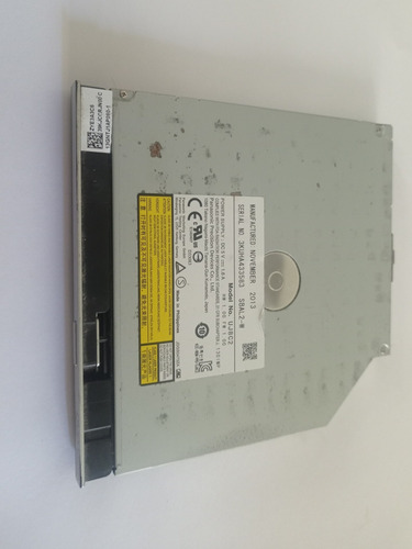 Imagem 1 de 2 de Driver De Dvd Gravador Ultrabook Notebook Asus S46