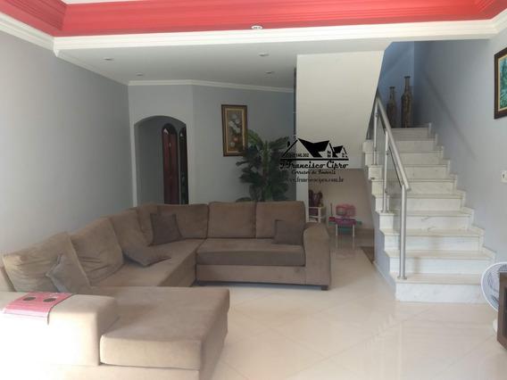 Casa A Venda No Bairro Parque Do Sol Em Guaratinguetá - Sp. - Cs363-1