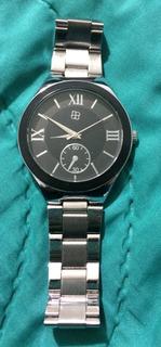 Reloj Movement Stainless Steel Caseback Japan