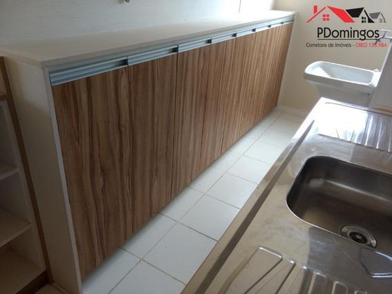 Apartamento Para Locação No Viva Vista Colina ( Nova Veneza ), Em Sumaré - Sp!!! - Ap00239 - 33353654