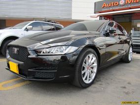 Jaguar Xe 2.0 I4 Prestige Tp 2000cc T Ct Tc