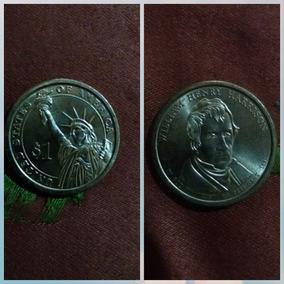 Estados Unidos - Moeda 1 Dólar Americano - Presidentes 17
