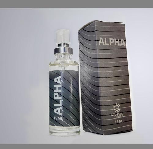 Alpha (masculino) 16 Ml, Fixação Intensa Acima De 20 Horas