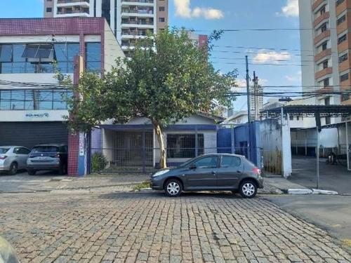 Locação/venda Térrea - Chácara Santo Antônio, São Paulo-sp - Rr4358