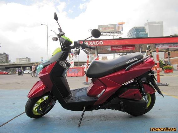 Moto Yamaha Bwis 125 Fi