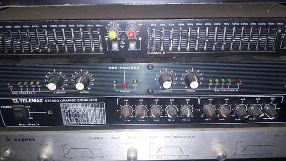 Staner Equalizador 2 Bandas Promoção 640 Reais