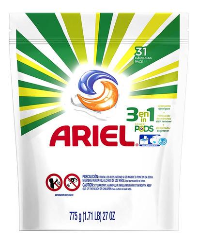 Detergente Ariel Pods Cápsula X31 Unidades / Superstore