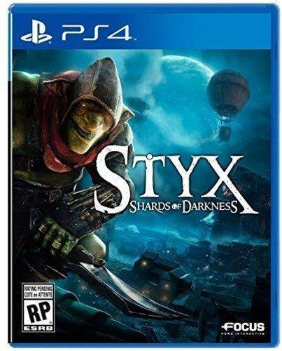 Styx - Ps4 Fisico Original Usado