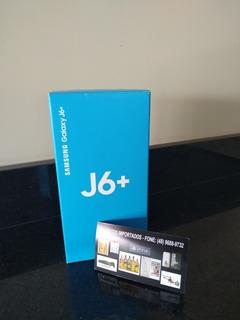 Celular Smartphone Samsung J6+ 64gb Red
