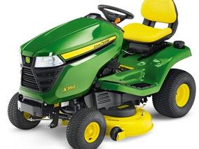 Tractor Cortacesped 18,5 Hp 48 John Deere X350