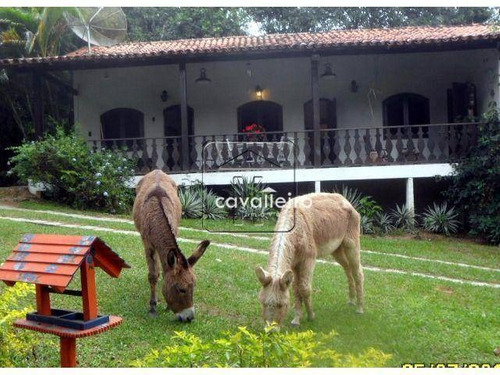 Chácara Residencial À Venda, Condado De Maricá, Maricá - Ch0019. - Ch0019