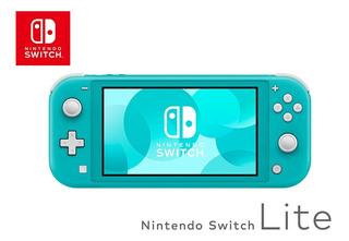 Nintendo Switch Lite Consola Portatil Ultima Generacion