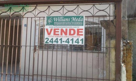 Sobrado À Venda, 400 M² Por R$ 500.000,00 - Picanco - Guarulhos/sp - So1377