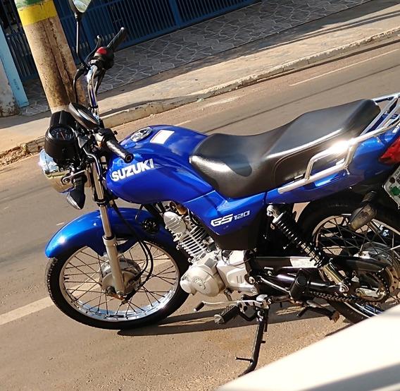 Suzuki Suzuki Gs120