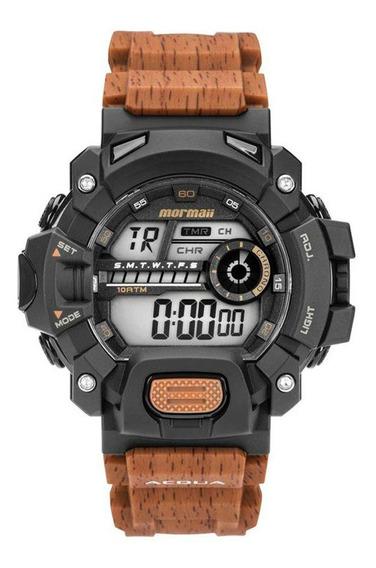 Relógio Digital Mormaii Masculino Action Mo1132ah/8m