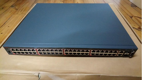 Switch Avaya 48 Ports Poe