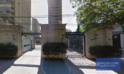 Apartamento Residencial À Venda, Vila Nova Conceição, São Paulo. - Ap0155