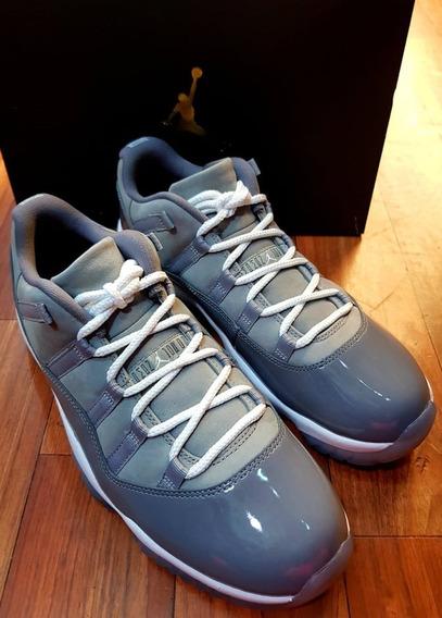 Air Jordan Retro 11 Low Cool Grey