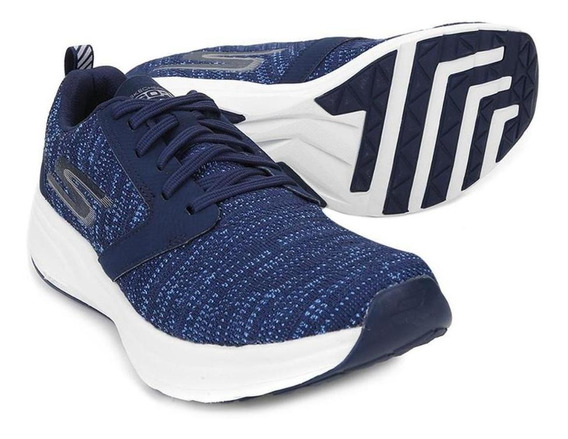 Tênis Skechers Go Run Ride 7 Masculino 55200-nvy