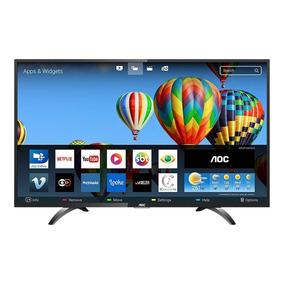 Smart Tv Led 32 Aoc Le32s5970s Hd Wi-fi 2 Usb, 3 Hdmi